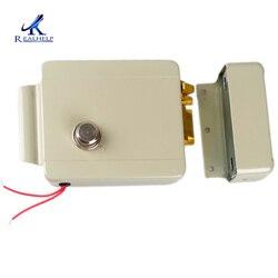 Nieuwe Links/Rechts Open Slot Elektrische Deur Motor Lock Motor Drive Lock Toegangscontrole Systeem Geschikt Voor Alle Deuren elektronisch Slot