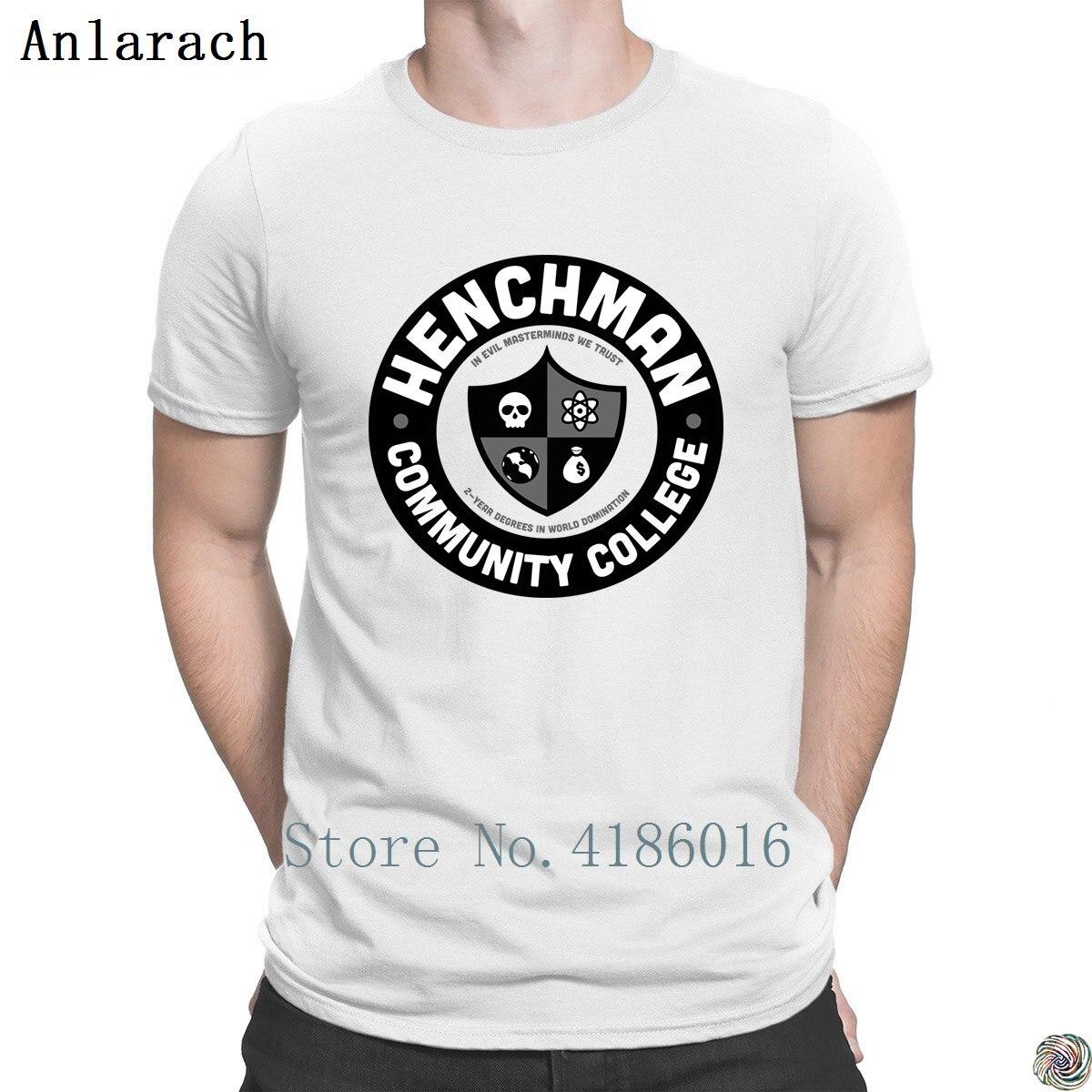 Подручный сообщества Колледж футболки персонализированные 100% хлопок 2018 homme футболка для мужчин Встроенная Одежда высшего качества одноцве...
