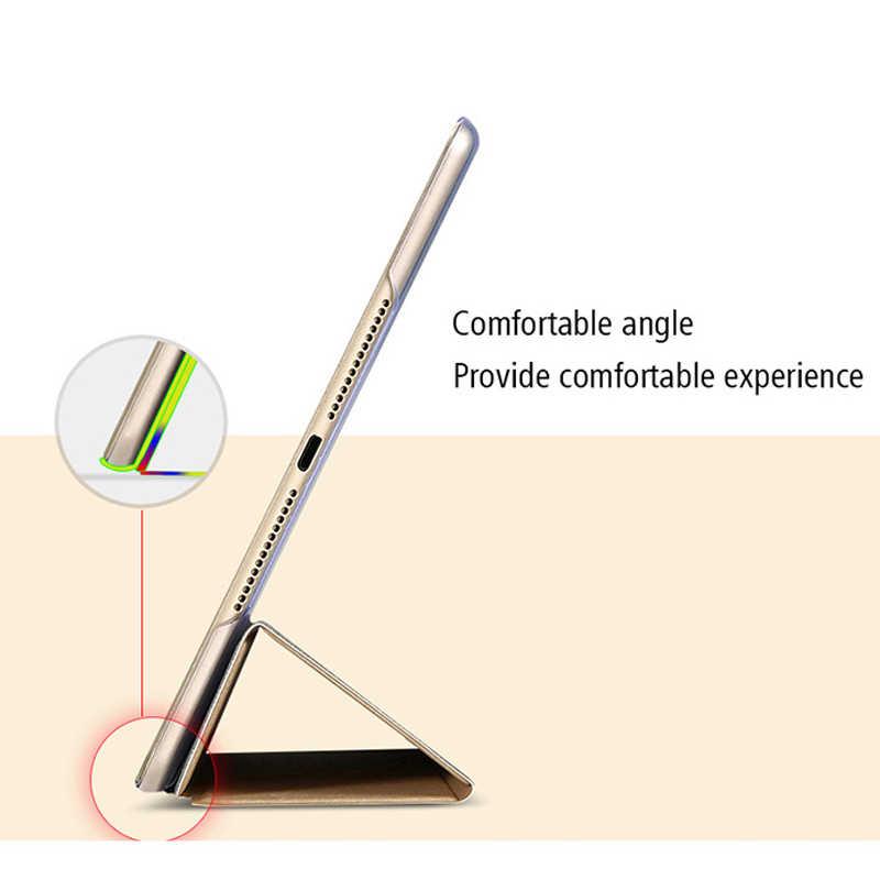 """Para Huawei Mediapad T2 8 Pro JDN-AL00 JDN-W09 8,0 """"Flip Tablet PU Funda de cuero para Huawei T2 8,0 Pro funda de piel Ultra delgada con soporte"""