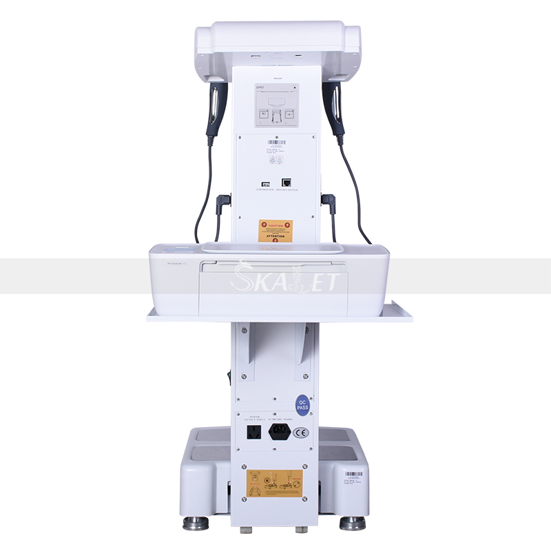 Easy To Use Electrical Impedance Analysis  Fat Scale Composition Analyzer Quick Assessment