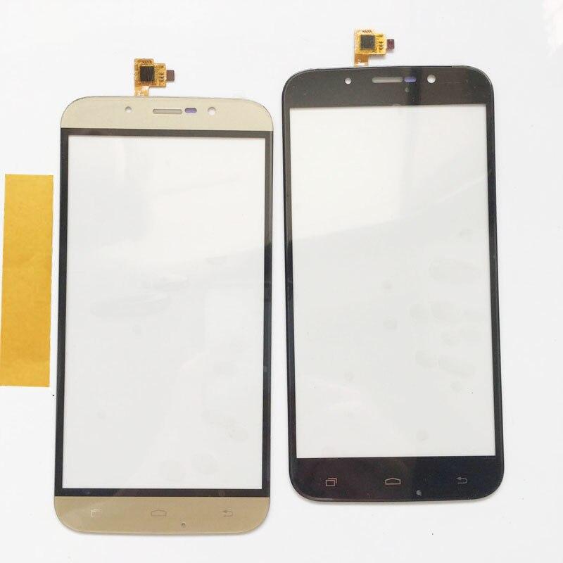 נייד טלפון מסך מגע Digitizer לוח עבור DEXP Ixion ES255 אש קדמי זכוכית חיישן