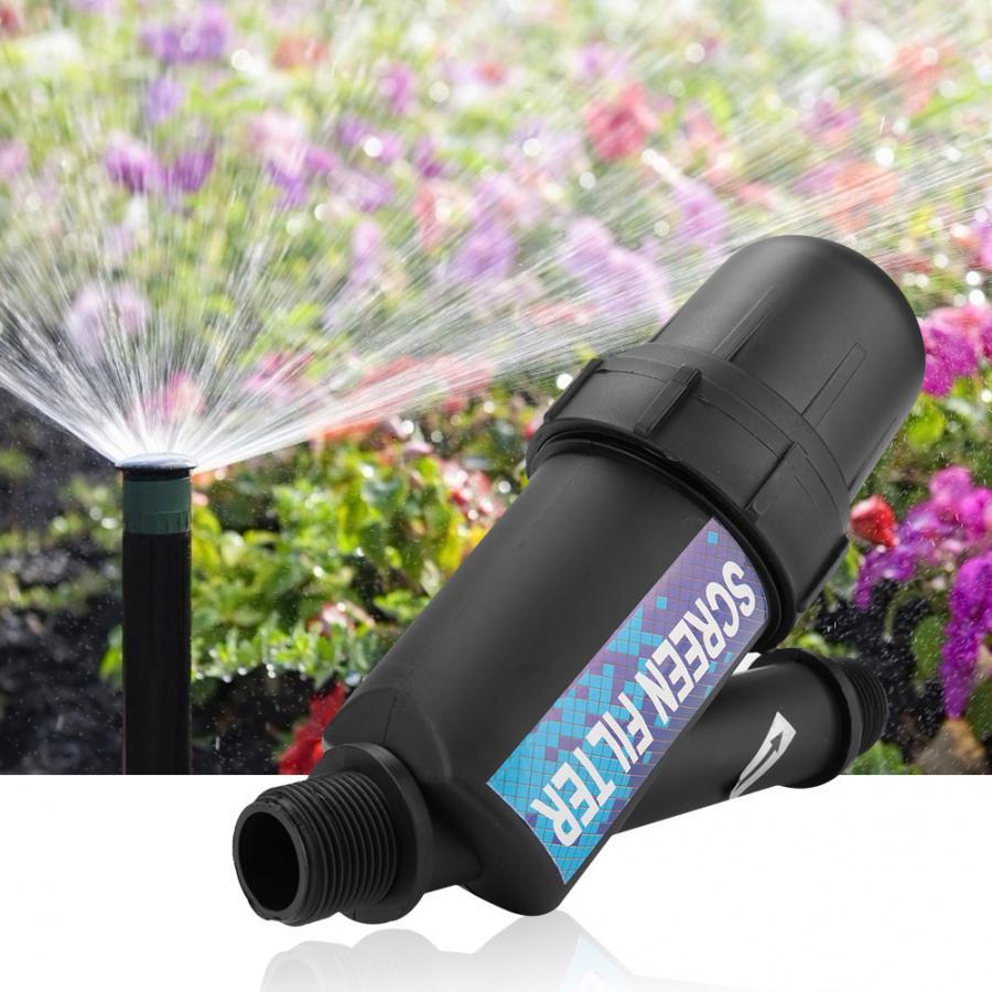 "Ernst Wasserdicht Band 3/4 ""große Kapazität Disc Filter Für Tropf Bewässerung Wasser Tank Pool Pumpe Landwirtschaft Bewässerung"