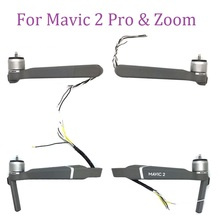 100% DJI Mavic 2 bras de rechange dorigine avec moteur pour Mavic 2 Pro & Zoom moteur bras pièces de réparation