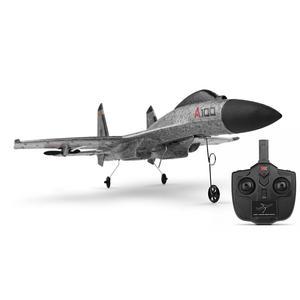 Image 2 - A100 J11 epp 340mm wingspan 2.4g 3ch rc avião asa fixa aeronaves construído remover controle avião brinquedos crianças presente de aniversário