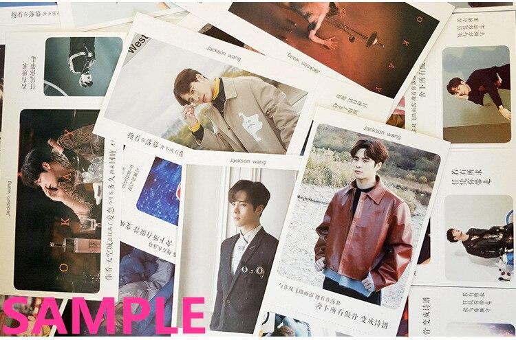 Nice Kpop Exo Sehun Chanyeol Xiumin Baekhyun D.o Kai Chen Lay Suho Fanart Postcard Post Cards Sticker Artbook Gift Cosplay Book Set Attractive Designs; Novelty & Special Use