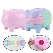 Cute Coin Bank Mini Lovely Cartoon Pig Detachable Money Saving Piggy 2019 New Random Color