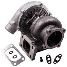 GT30 GTX3071R GT3071R GT3076 турбонагнетатель с плавающим мокром подшипником турбонагнетатель для 3.0L-5.0L внешняя сточная система сбалансированного двигателя