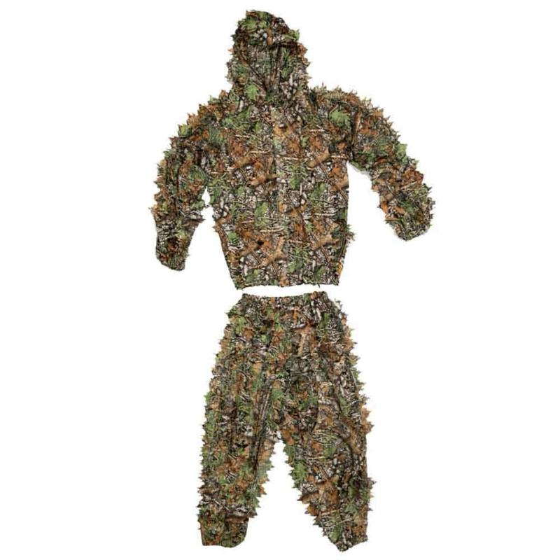 Camouflage Clothing Jacket and Pants 3