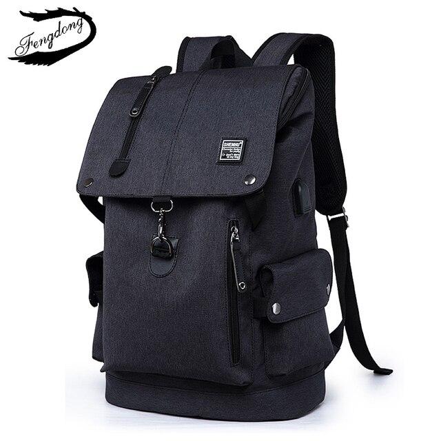 Fashion Multifunction Travel Backpack Male Female High Capacity Student School Bag Boy Girl Shoulder Bag Rucksacks Bagpack 2019