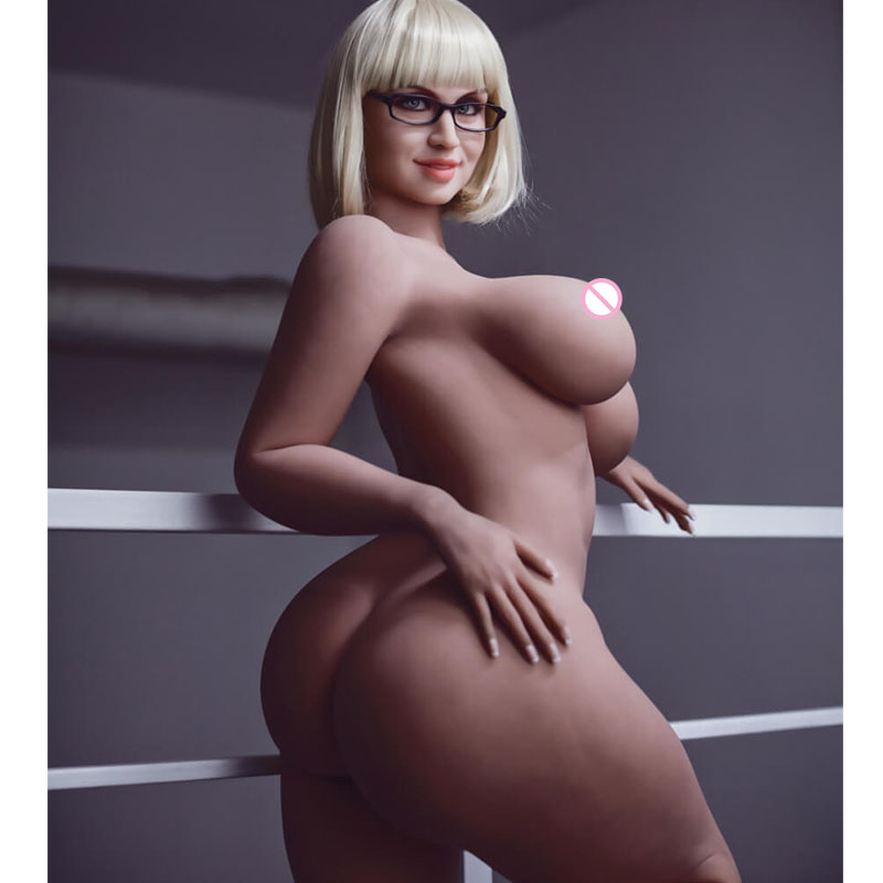 163cm Fat Butt Chubby Silicone <font><b>Sex</b></font> <font><b>Dolls</b></font> Realistic Love <font><b>Doll</b></font> Lifelike Big Breasts Men Masturbator <font><b>Sex</b></font> <font><b>Doll</b></font> image