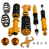 Coilover Suspension for Toyota Yaris Shock Absorber Struts 2013 2017 Coilovers Non Adj.