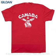 Canada Moose T Camicia Canadese Hockeyist Vintage Tee Vancouver Tornonto  Maple Leafs Retro Shirtmandude Mens Delle Donne Per Bam. 7b36ddd8bce0