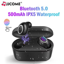 TWS Wireless Headphones Bluetooth 5.0 Earphone Waterproof In Ear Earbuds Handsfree HIFI Storeo Touch Headset Gamer For All Phone original sabbat wireless earbuds 5 0 bluetooth earphone sport hifi headset handsfree waterproof ear buds for samsung phone