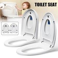 1Pcs U Type V Type Family Child Friendly Toddler Training Thicken Toilet Seat Potty Toilet Seat For Children