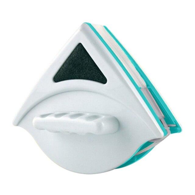 Ímã casa Limpador de Janelas Limpador de Janelas de Dupla Face Magnética Janela Limpador De Vidro Escova de Limpeza Ferramentas De Limpeza da Casa