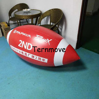inflatable rugby beach ball replica giant advertising american football, large inflatable rugby balloon for game decoration