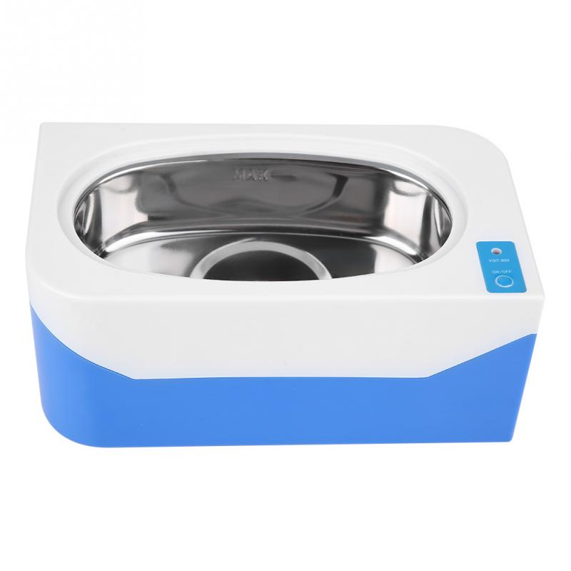 400ml Ultrasonic Cleaner Bath Timer for Jewelry Parts Glasses Manicure Stones Cutters  Brush Ultrasound Sonic Tool Tool400ml Ultrasonic Cleaner Bath Timer for Jewelry Parts Glasses Manicure Stones Cutters  Brush Ultrasound Sonic Tool Tool