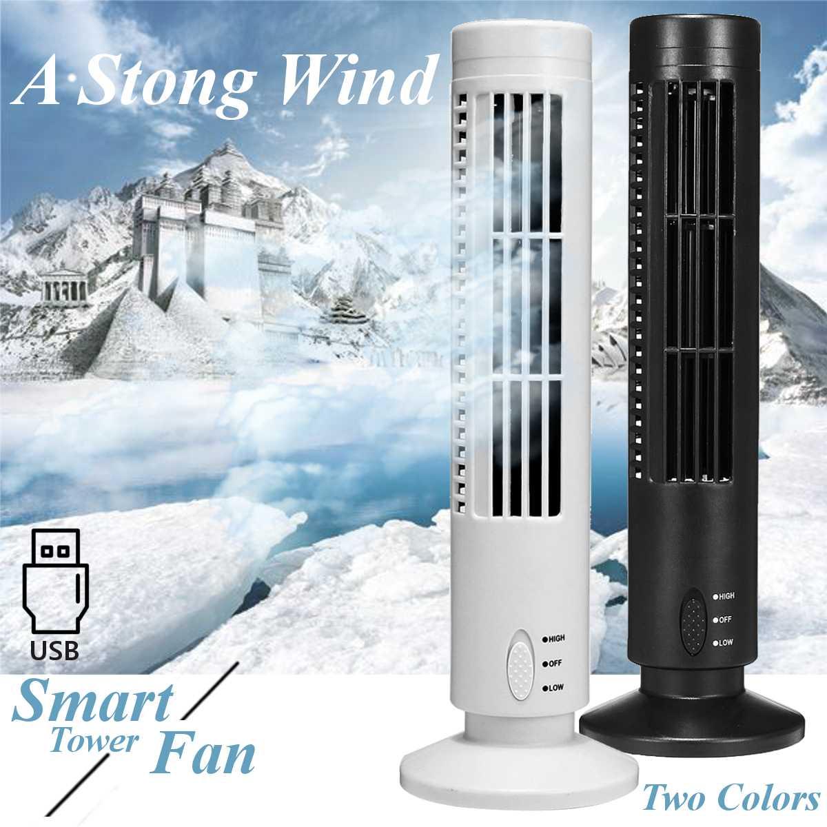 Fanct Bladeless Mini Handheld Fan USB Charging Leafless Cooling ...