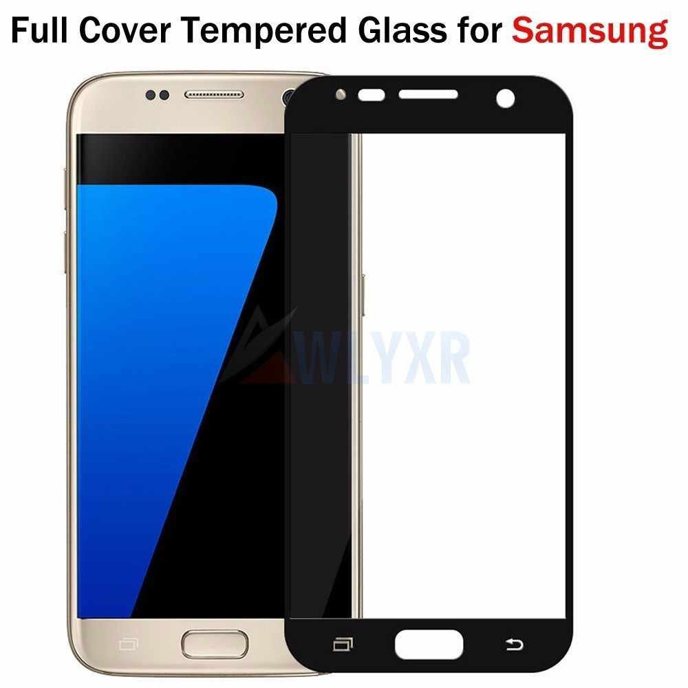 Tempered Glass Screen Protector Case for Samsung Galaxy J6 J4 a6 8 plus J8 J7 J2 2018 J3 J5 J7 2017 J2 Prime Pro Glas Film Cover