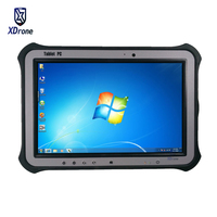 original Kcosit R8 Windows 7 Pro Industrial Tablet PC Linux 10.1 Screen Rugged Computer Waterproof 4GB RAM 64GB SSD GPS RS232