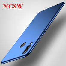 360 Full Cover PC Protection Hard Matte Case for Huawei Nova3 3i Mate 20 P8 P9 P20 Pro Lite Honor 7A 8C 8X Max 9 Lite 9i Case(China)