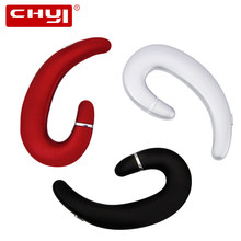 CHYI Bleutooth Earphone Wireless Earbuds Not In-ear Sport Stereo Gaming For Phone Handsfree Headphone