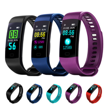 New Bluetooth Smart Bracelet Heart Rate activity Consumer Electronics