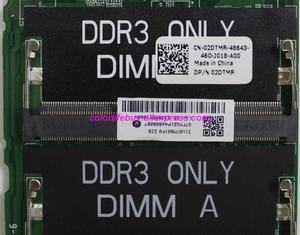 Image 3 - Dell inspiron 5323 노트북 pc 용 정품 2 dtmr 02 dtmr CN 02DTMR w I5 3337U cpu 노트북 마더 보드 메인 보드