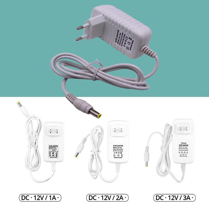 Worldwide delivery 12v power adapter white in NaBaRa Online