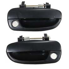 1pcs Car Front Outside Outer font b Exterior b font Left Right Door Handle For Hyundai