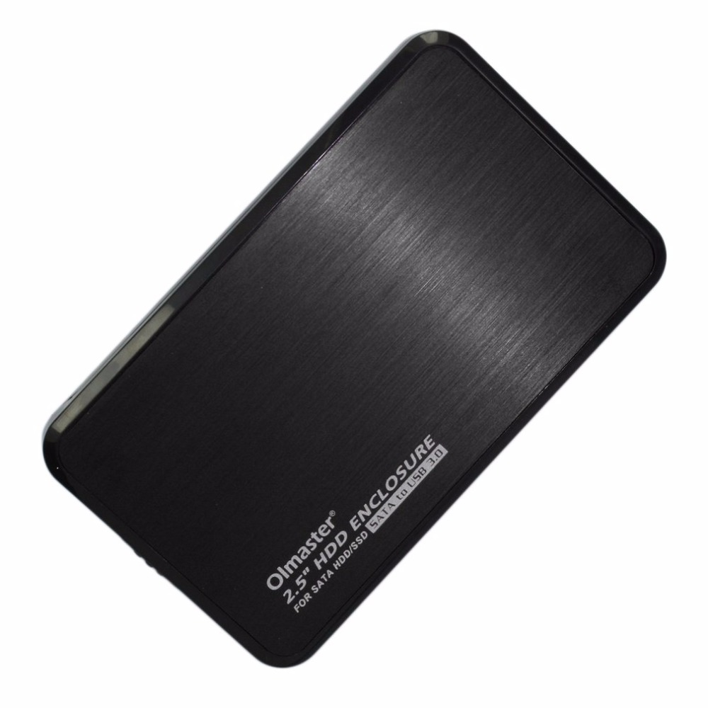 Olmaster Eb 2506U3 Multifunction Sata Usb 3.0 Hdd Case 2.5 Inch Ssd Hdd Enclosure For Notebook Pc Hard Disk Drive Box HDD Enclosure     - title=