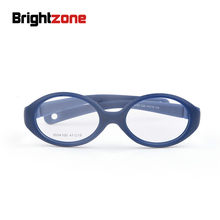 Brightzone 2019 Children Optics Computer Kids Glasses Frame Strabismus Astigmatism Boys Girl Eyeglasses Fashion Spectacles Tmall(China)