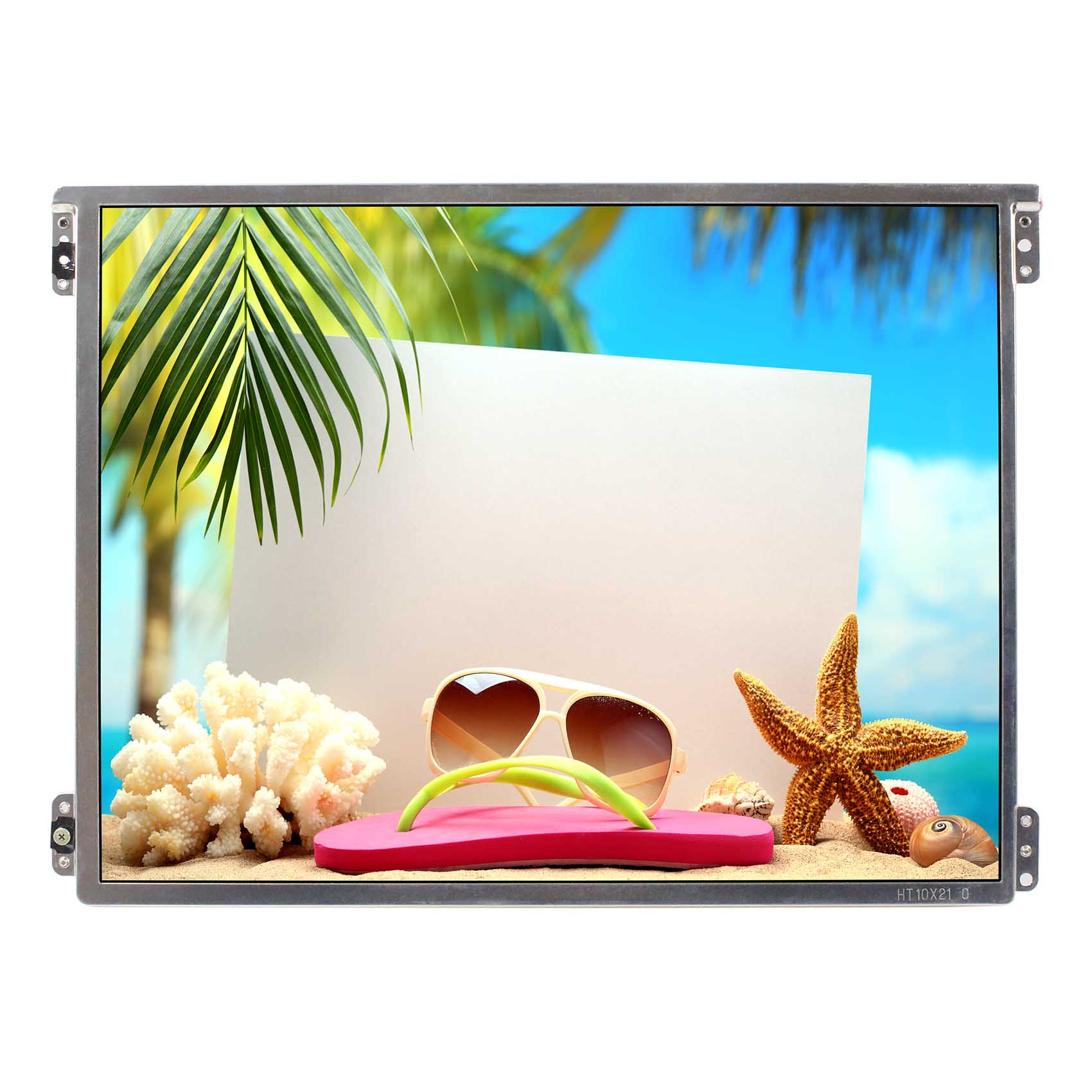 10.4inch HT10X21-311 1024X768 IPS LCD Screen10.4inch HT10X21-311 1024X768 IPS LCD Screen