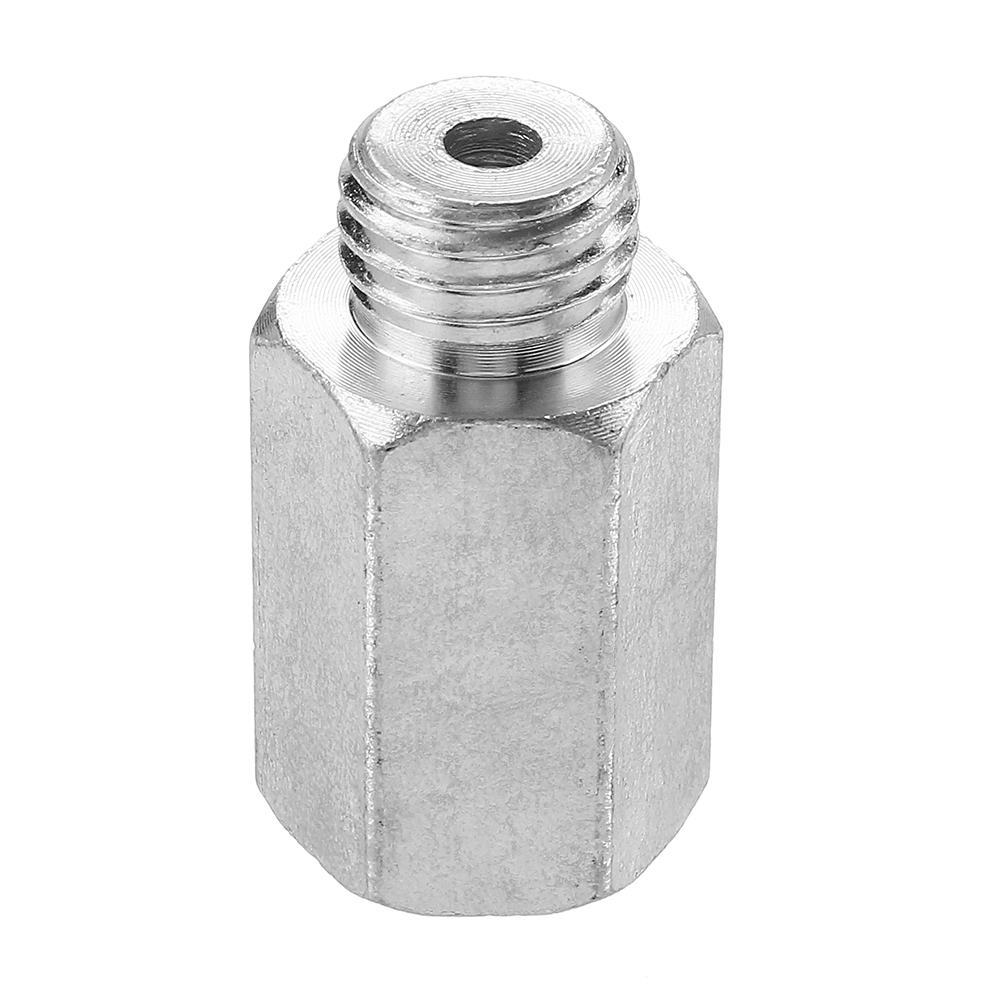 M16 Male To M14 Female Thread Connector Angle Grinder Adapter 22mm Shank Connecting Rod 42mm Length Grinder Accessories