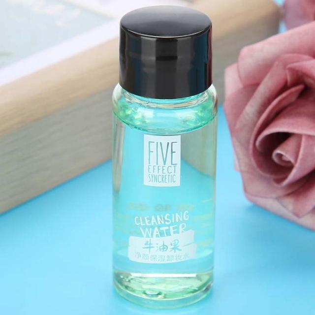 Producto de Importación Removedor de maquillaje 20ml de aguacate líquido limpieza profunda