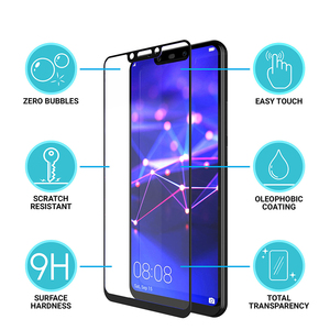 Image 4 - Tempered Glass For Huawei mate 20 X lite Screen Protector For huawei huawey Mate20 Lite mate 20x Protective Film Protection Glas