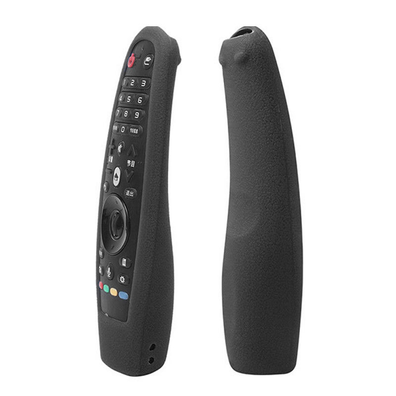 Lovely Houkiper Remote Control Case Shockproof Silicone Remote Control Case For Lg Smart Tv Remote Controller An-mr600 An-mr650 Fixing Prices According To Quality Of Products