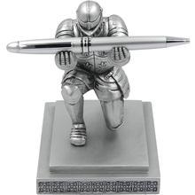 Офисные аксессуары, органайзер, подставка для ручек, держатель для карандашей, фигурка солдата, рыцарь, держатель для ручек, органайзер для офисного стола
