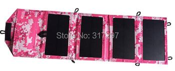 GGXingEnergy ładowarka solarna 8W Panel słoneczny z 5V kontroler USB wodoodporny składany Camping ładowarka podróżna dla powerbank do telefonu tanie i dobre opinie CN (pochodzenie) folded as a phone size GGX-F8W4 Monokryształów krzemu 8W (max) 6V 1 3A (max) 5V 1 2A (max) monocrystalline
