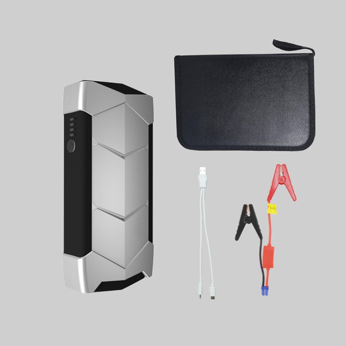 Haute Capacité 68800 mAh Voiture Saut Starte 400A 12 V Portable batterie externe De Voiture Démarreur pour la voiture amplificateur de batterie Chargeur Dispositif de Démarrage - 3