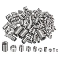 150pcs M3 M4 M5 M6 M8 Thread Repair Insert Kit Set Stainless Steel Helicoil Hardware Fastener Accessories