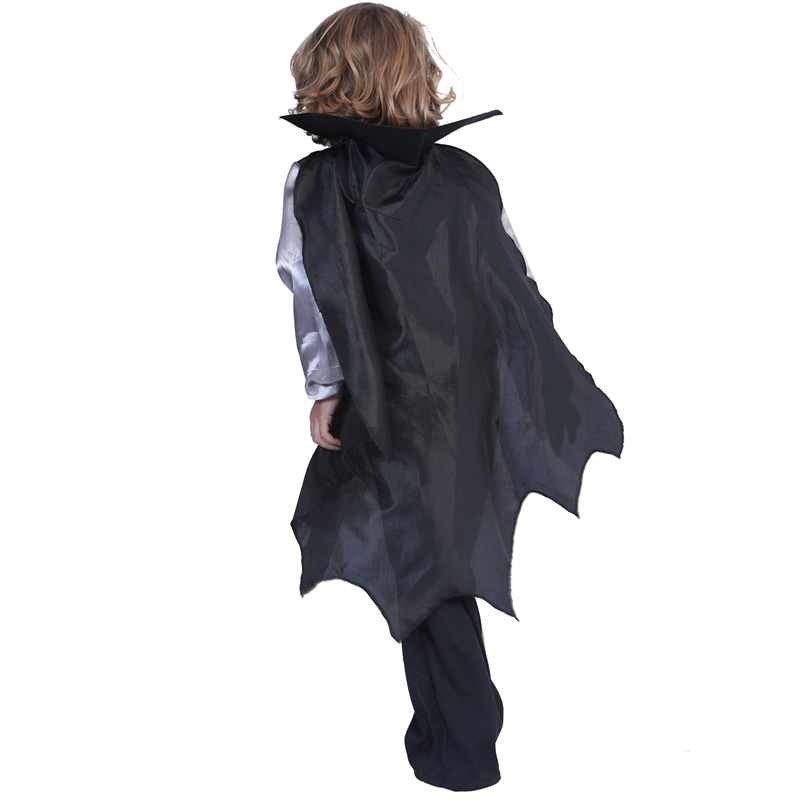 Vampire Costume Kids Cosplay Halloween Costume For Kids Vampire Costume Boys Girls Carnival Performance Party Clothes