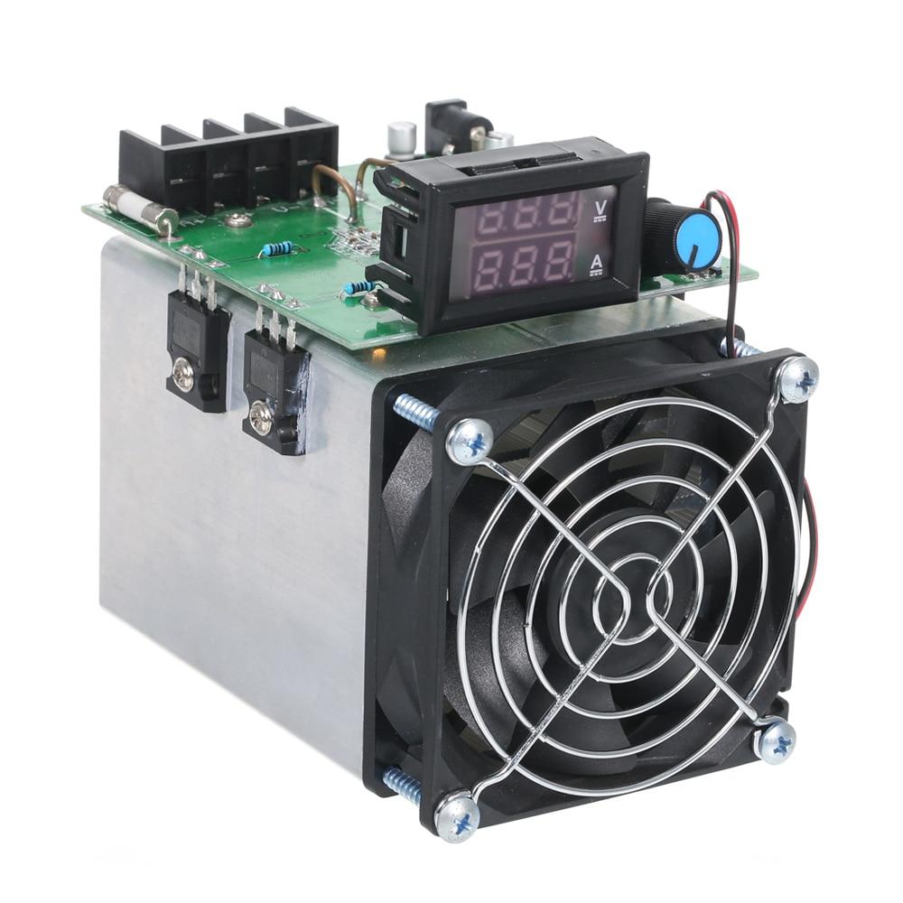 250W Electronic Load Battery Capacity Tester Testing Module Discharge Board Burn in Module