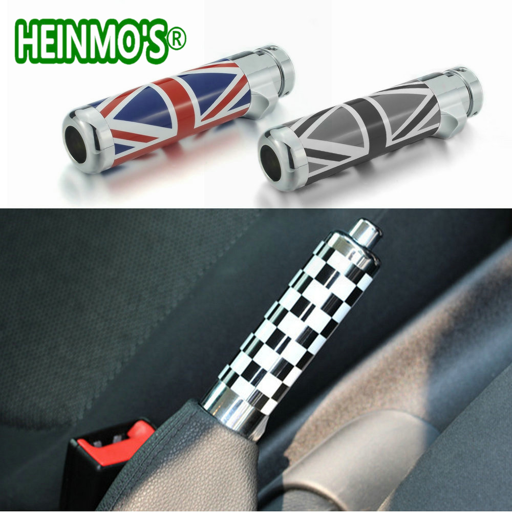 For Mini Cooper R55 R56 R53 Handle Emergency Hand Brake Cover Tube Styling Car Accessories For