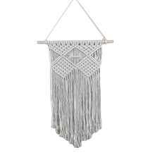 Handmade Macrame Hanging Decorations Tassel Tapestry Fashion Background Wall Decor Cotton Thread Home Decoration Supplies