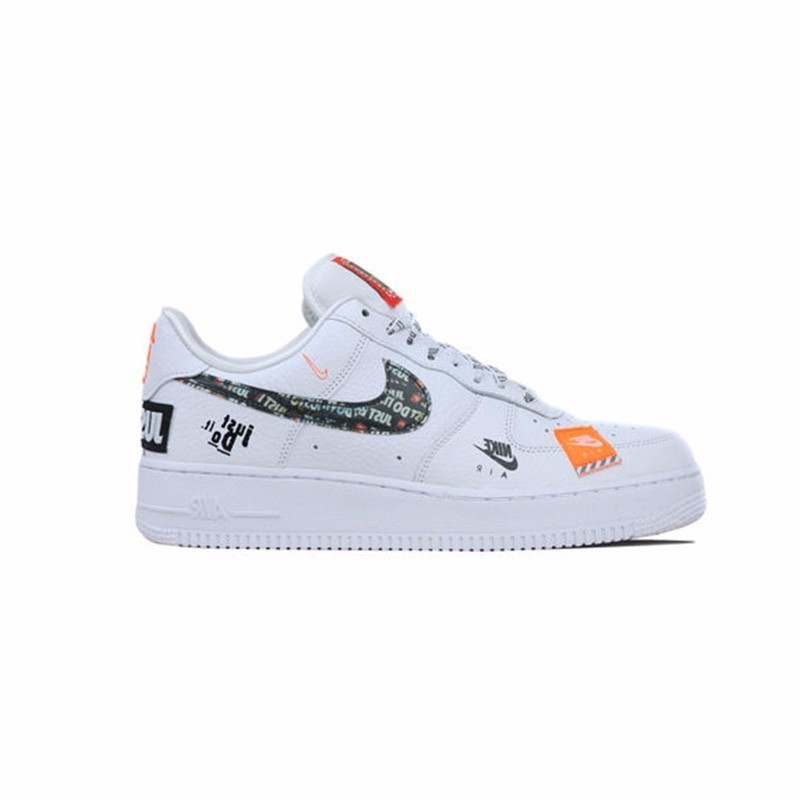 US $60.9 71% OFF|Nike Air Force 1 '07 Just Do It AF1 New Arrival Breathable Utility Men Skateboarding Shoes Low Comfortable Sneakers #AR7719 100 in