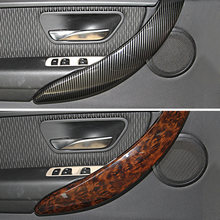 Накладка на дверную ручку салона автомобиля для bmw 3 4 серии
