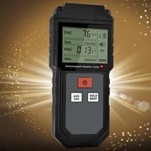 Электромагнитного излучения Тестер EMF метр ручной счетчик цифровой дозиметр ЖК-детектор измерения для компьютера телефона#40