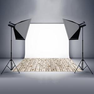 Image 4 - Hot Sale Camera Photo Tela de fondo Background Retro Wood Block Photography Backdrops Photo Background for Studio Video Beauty