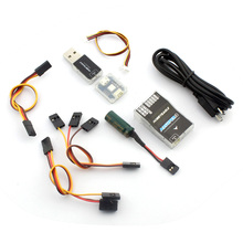 F14115/16 EAGLE A3 Super II V2 6-axle Gyro & Flight Controller Stabilizer Half / Full Set - Programe Card for RC Airplane +FS free shipping new a3 pro 6 axis gyro flight controller stabilizer system gyro for fixed flying wing airplane 3d plane